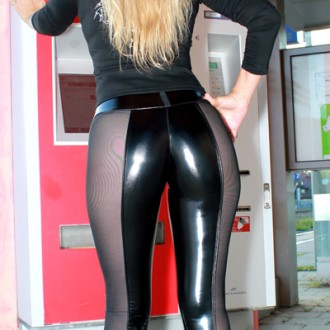 leggings material mix