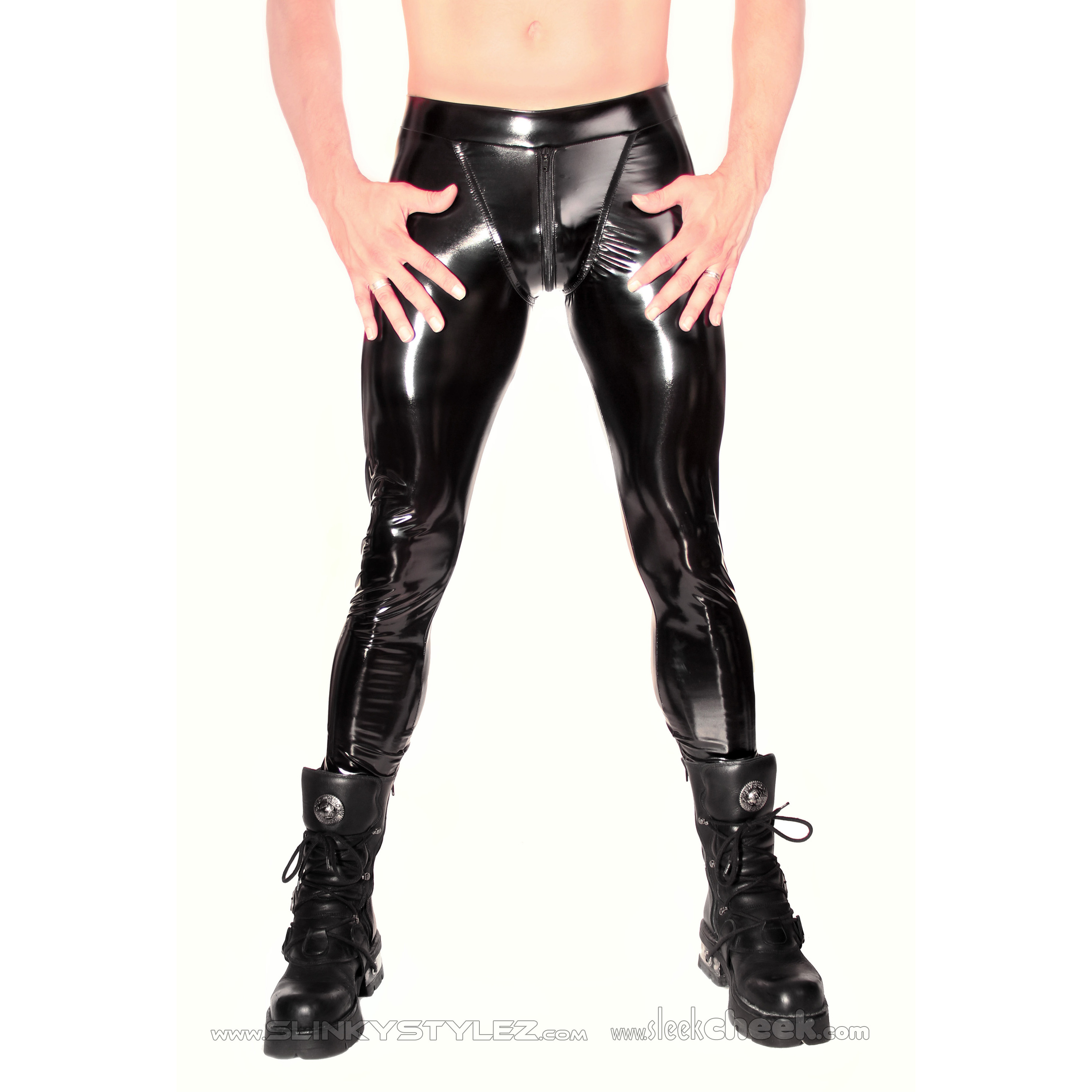 SLINKYSTYLEZ Anatomic Leggings HL3AP - CrystalLac Z360 - CUSTOM (L32H)