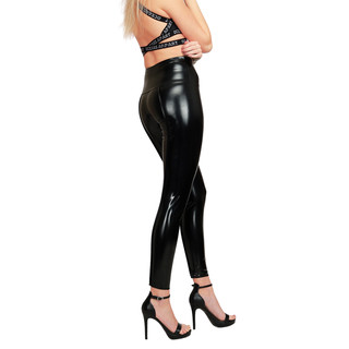 SLINKYSTYLEZ Taillenhohe Booty Leggings HL5AX-C12 -...